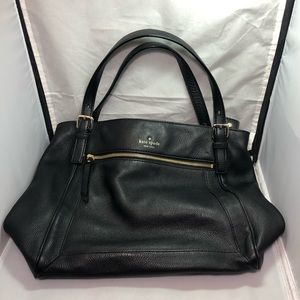 Kate Spade genuine leather tote bag